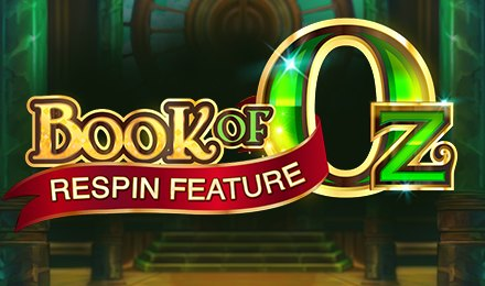 Book of Oz Slots